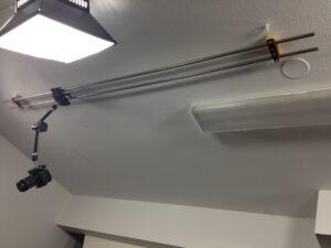 The 8 Foot Ceiling Mounted Diy Camera Slider Chris Duke