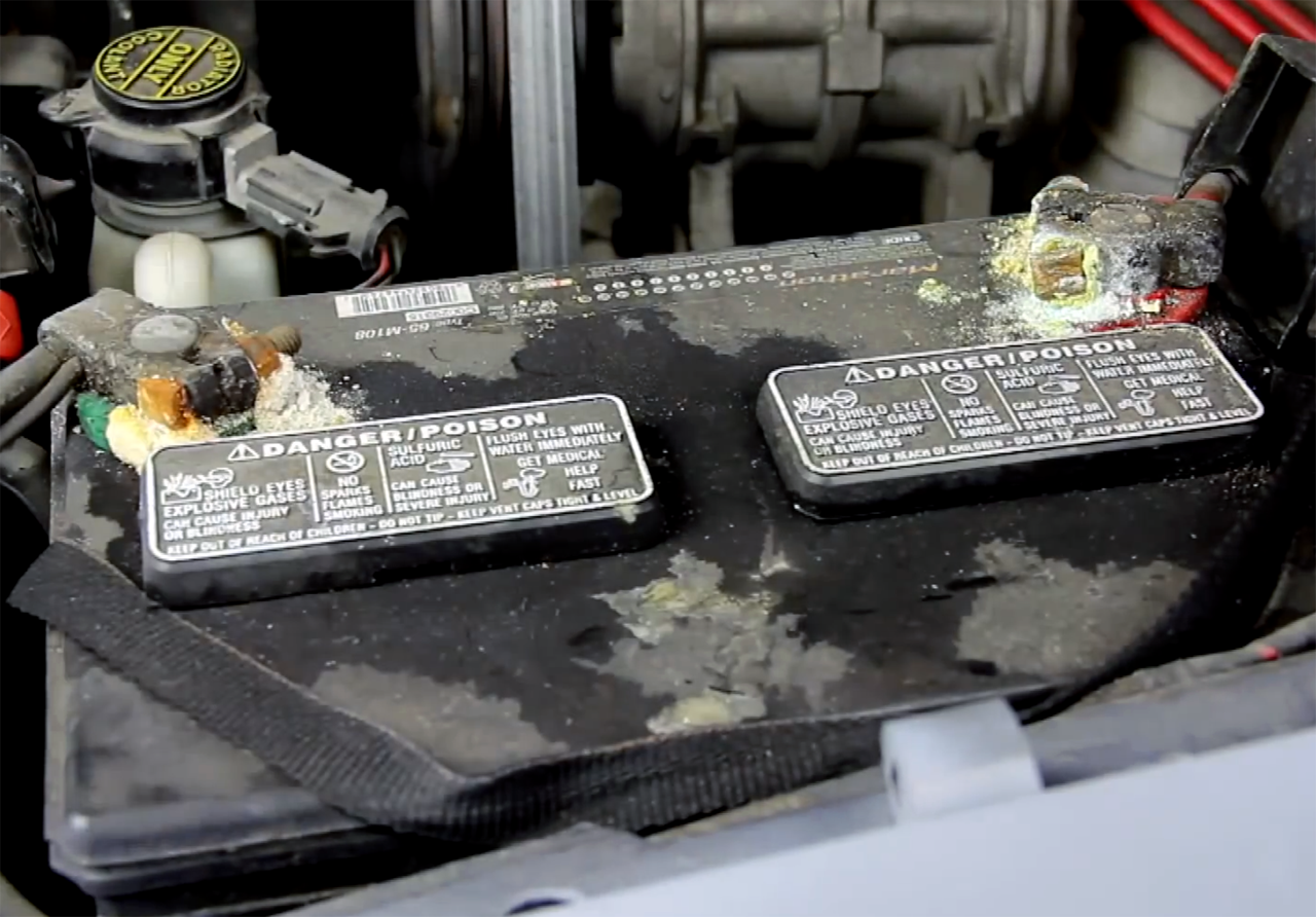 how to stop battery corrosion