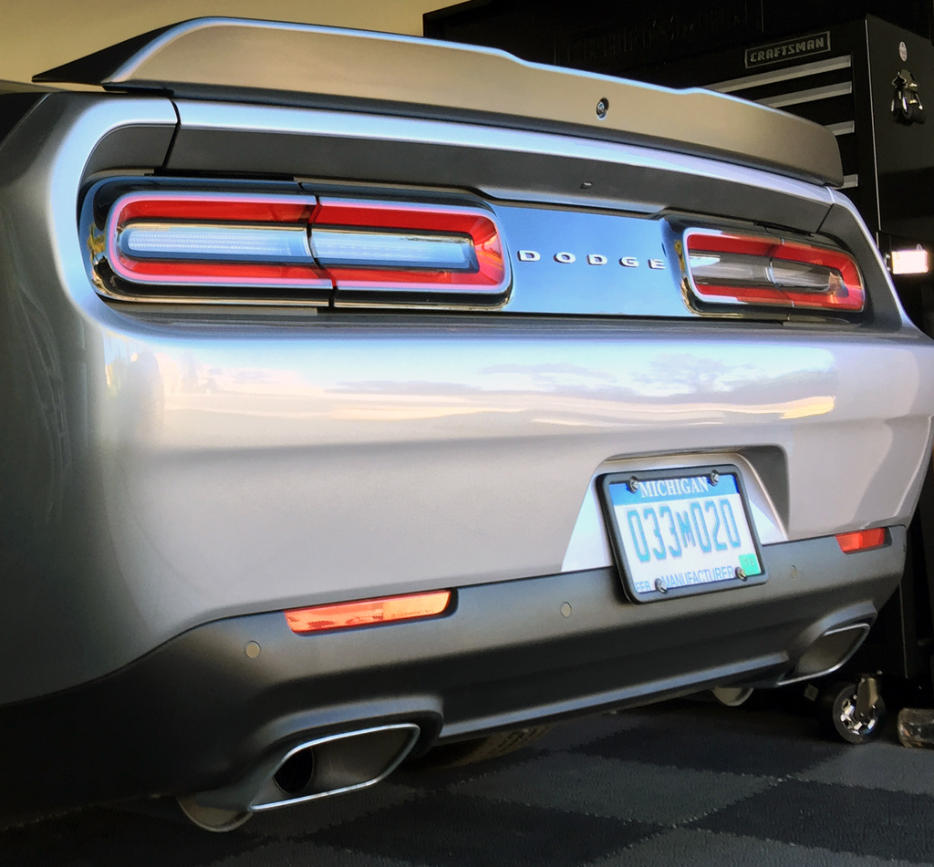 Duke S Drive 2015 Dodge Challenger Scat Pack Review