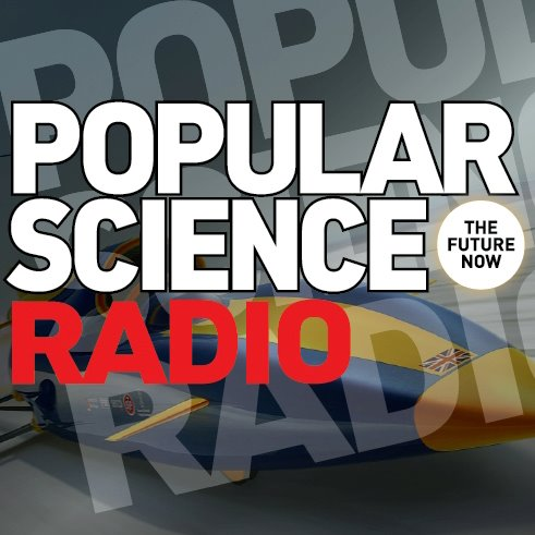 Radio Interview: Popular Science Radio