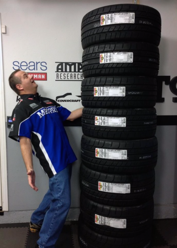 Choosing The Right Wheels & Tires For Your Vehicle