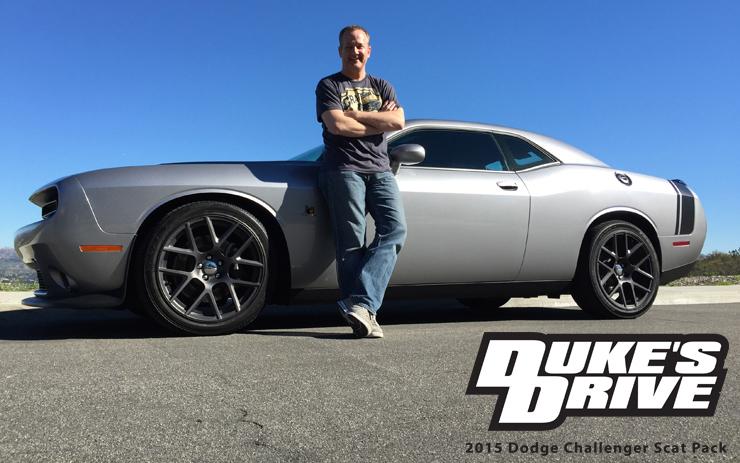 Duke's Drive: 2015 Dodge Challenger Scat Pack