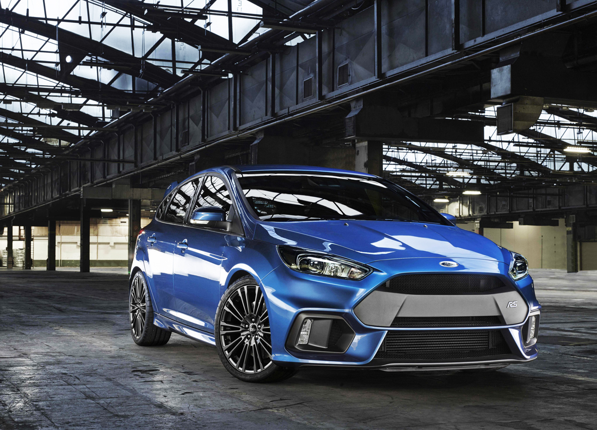 The Drive Radio: 2016 Ford Focus RS, Connected Cars, Hennessey Performance