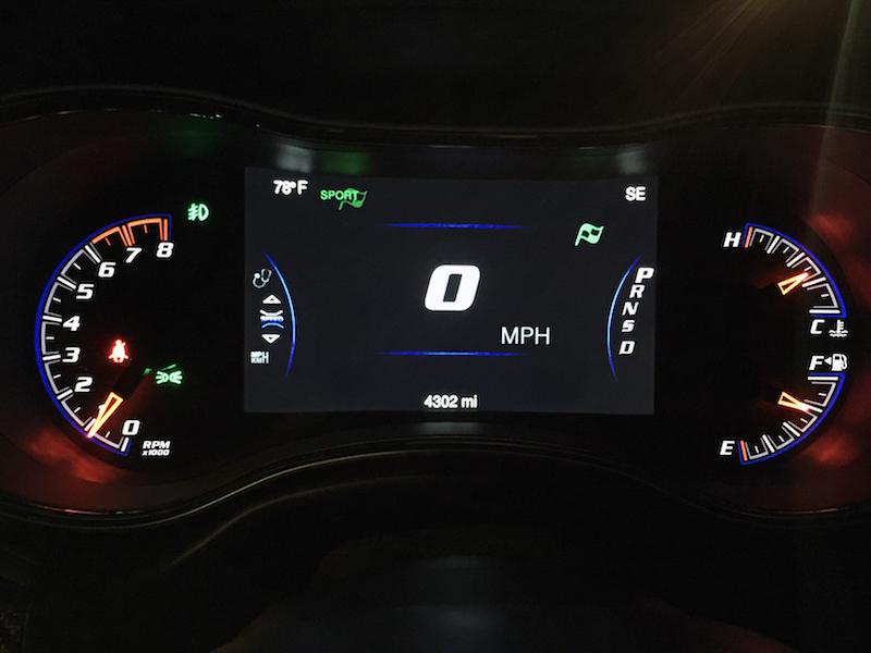 2015 Jeep Grand Cherokee Srt Gauges 2 Chris Duke
