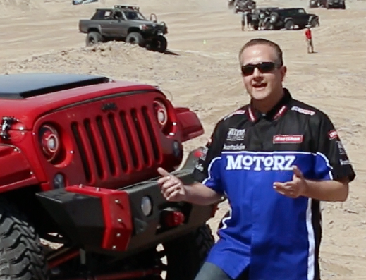 The Drive Radio: Live From The Desert, TDS, Upcoming Motorz Episodes