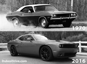 1970vs2016-Dodge-Challenger