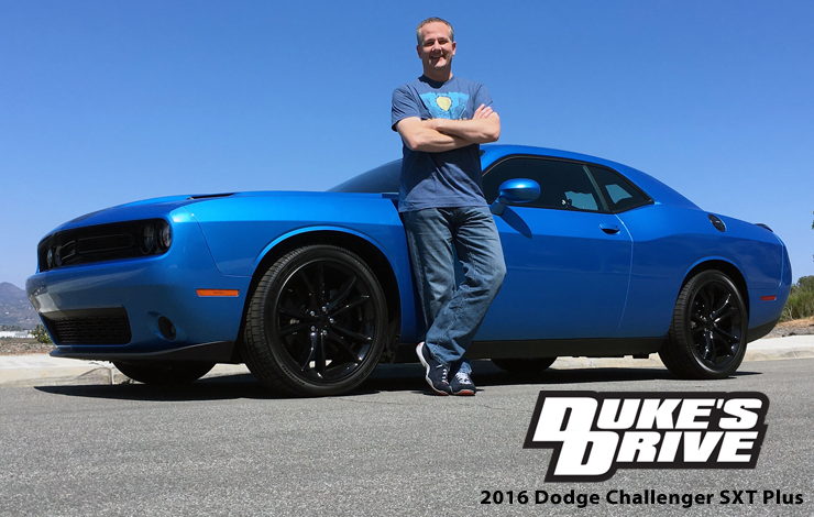Duke's Drive: 2016 Dodge Challenger SXT Plus