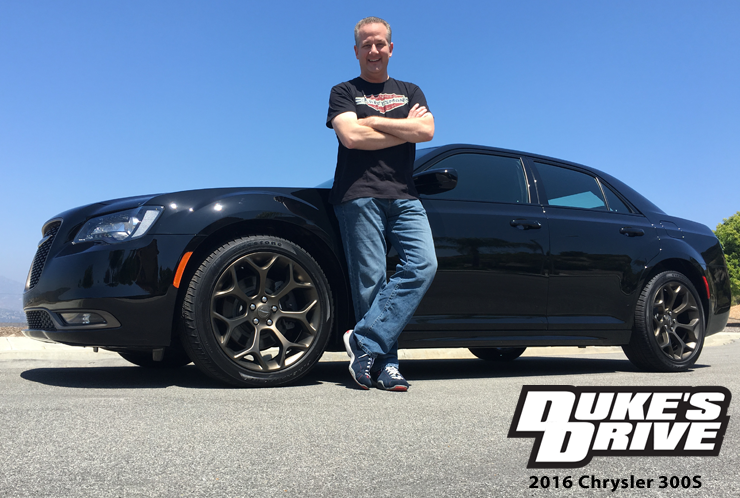 Duke's Drive: 2016 Chrysler 300S HEMI Alloy Edition