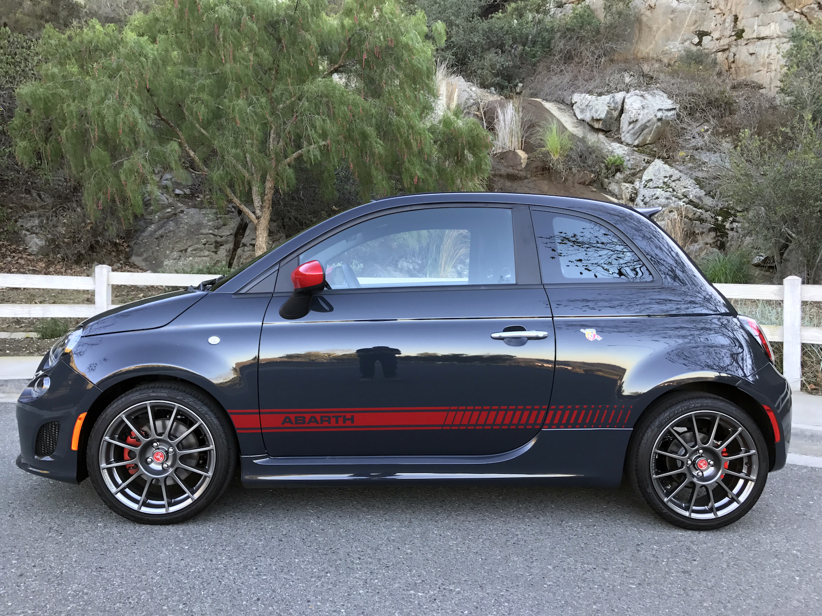 duke s drive 2016 fiat 500c abarth review chris duke. Black Bedroom Furniture Sets. Home Design Ideas