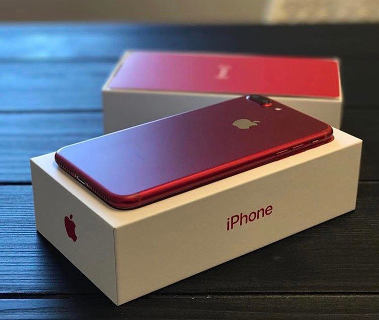 The New Red IPhone 7 Get This Case Instead