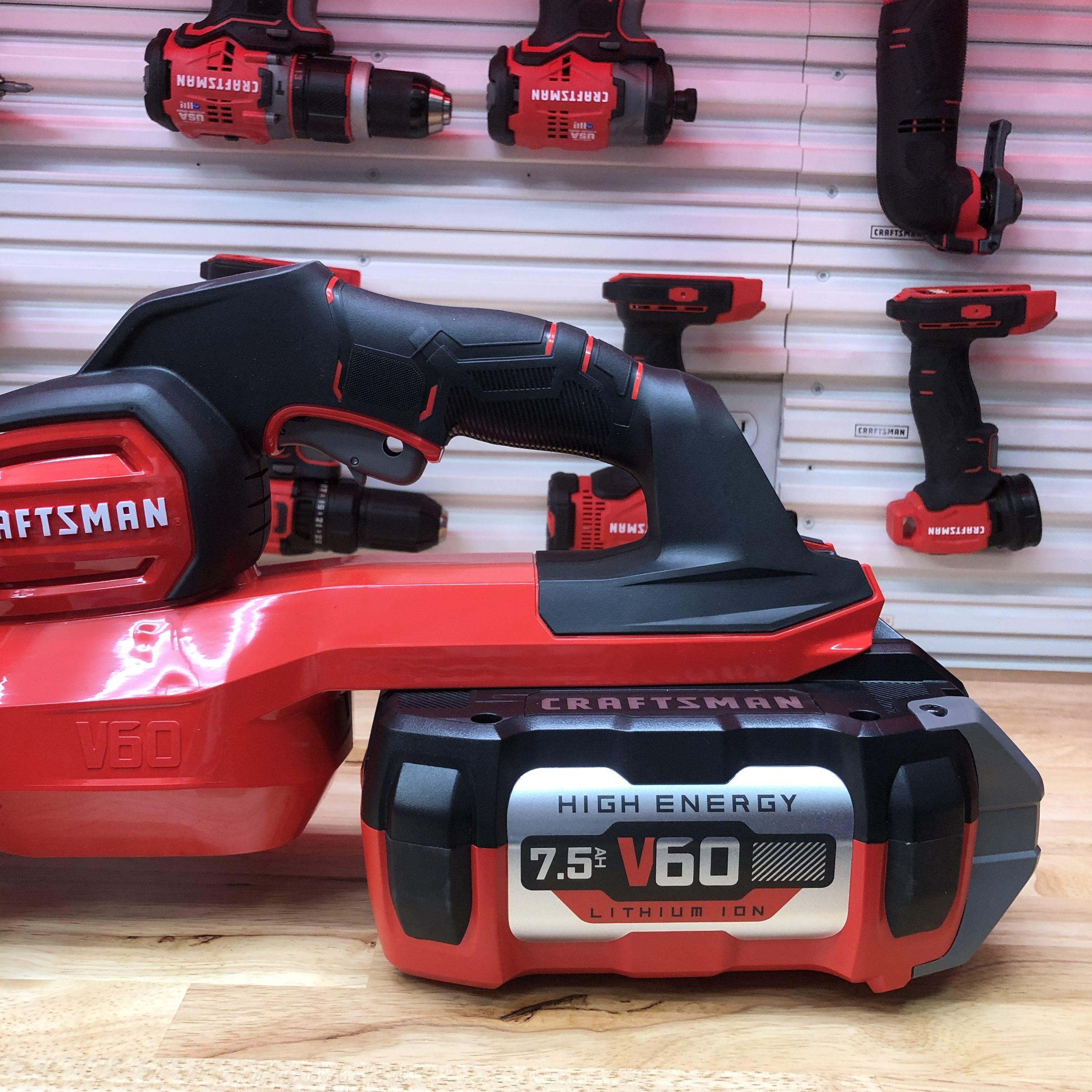 Tool Talk 010 Craftsman V60 Cordless Lawn Mower Chris Duke