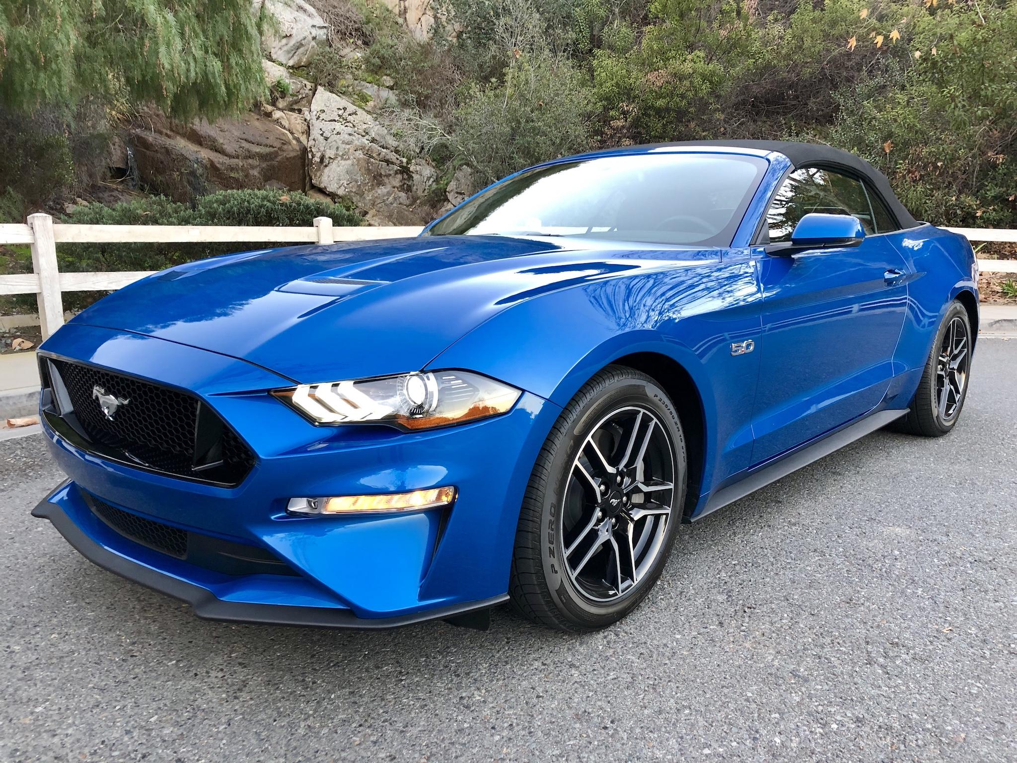 Duke's Drive: 2019 Ford Mustang GT Convertible - Chris Duke