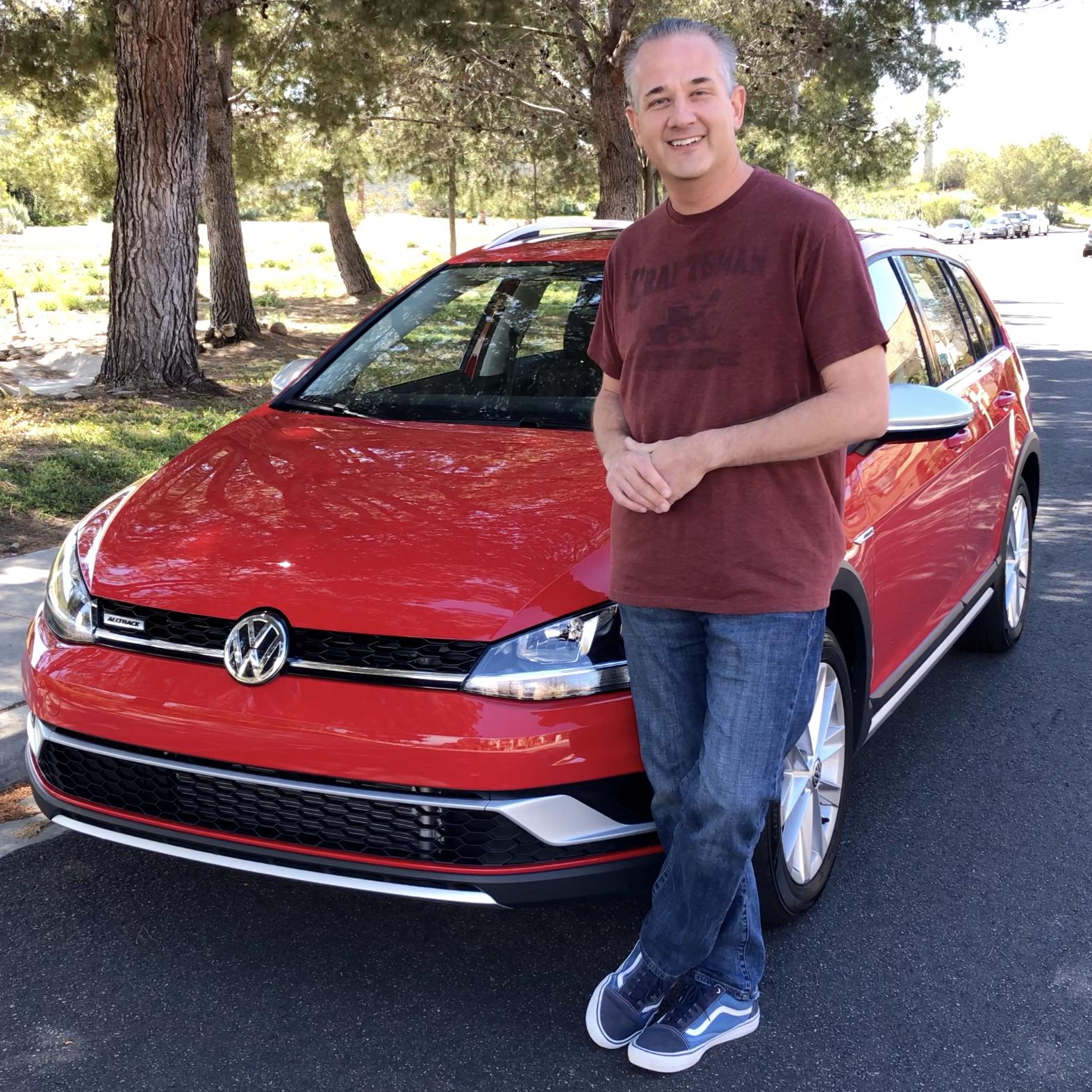 2019 Volkswagen Golf Alltrack: Duke's Drive